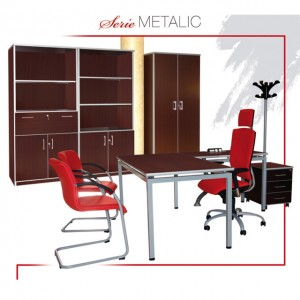 Serie Metalic
