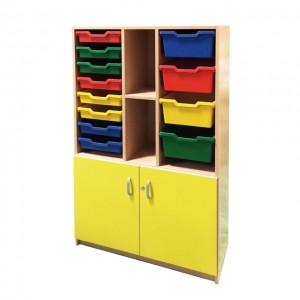 Armario de gavetas y puertas AGP3